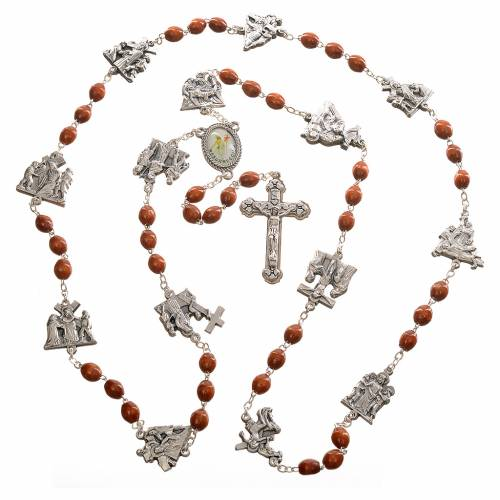 Rosary beads, stations of the cross s4