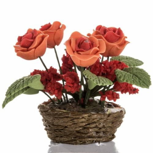Rosas en miniatura, para el pesebre s2