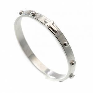 Gebetsringe: Rosenkranz Ring Silber 925