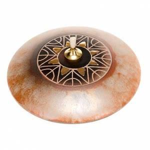 Round ceramic lamp s1