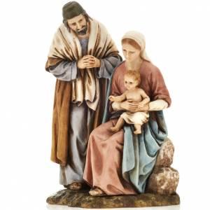 Natività: Sacra Famiglia Landi statua 16 cm
