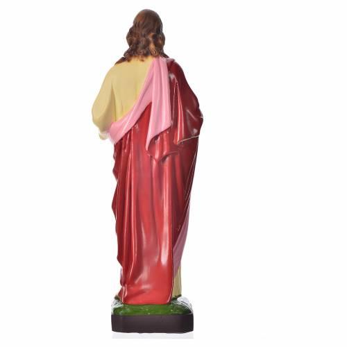 Sagrado Corazón de Jesús 30cm, material irrompible s2