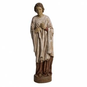 Saint Jean du Calvaire Rhénan 51 cm bois Bethléem s1