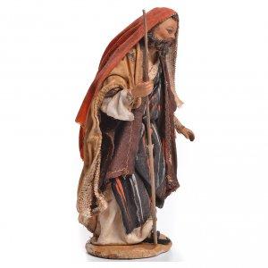 Sainte famille terre cuite Angela Tripi 13 cm s6