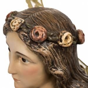 Sainte Marguerite 60 cm en pâte à bois s6
