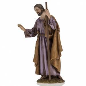 Figuras del Belén: San José pesebre 18 cm Landi