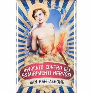 San Pantaleone badge, lux s1