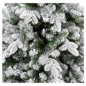 Sapins de Noël: Sapin de Noël 180 cm enneigé Poly Everest