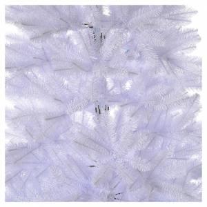 Sapins de Noël: Sapin Noël 210 cm Slim couleur blanc Dunhill