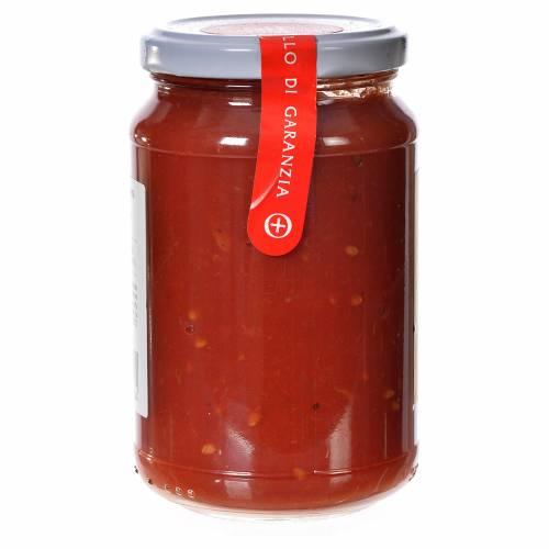Sauce de tomates fraîches Siloe 340gr s3
