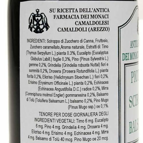 Sciroppo aromatico per bambini 200 ml s2