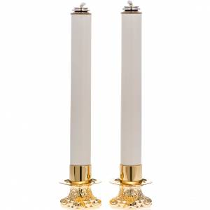 Candelieri metallo: Set completo candelieri e candele