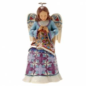 Jim Shore: Sewing Angel figurine