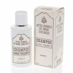 Shampooing, gel douche, savons et dentifrice: Shampoing, utilisation fréquente, 200ml