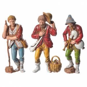 Shepherds 6 figurines 8cm, Moranduzzo s3