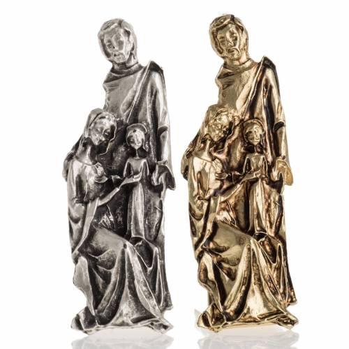 Silueta dela Sagrada Familia 7x2cm s1