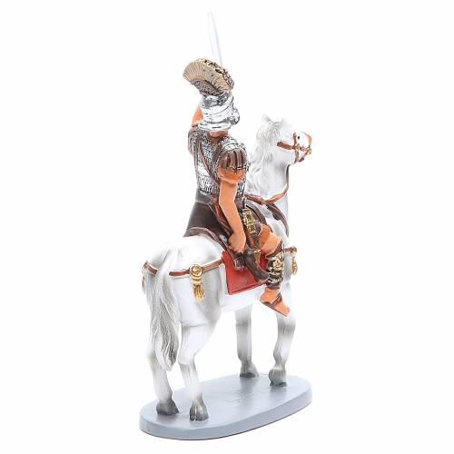 Soldato a cavallo cm 12 Linea Martino Landi s3