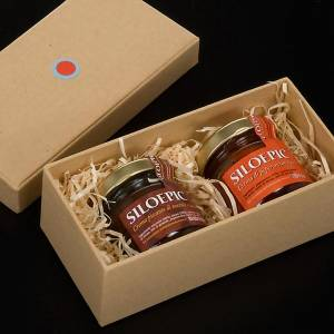Extra virgin olive oils and condiments: Spicy cream2 pots,  Monastery of Siloe