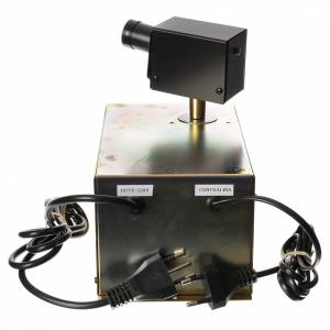 Spinning projector for nativities s4