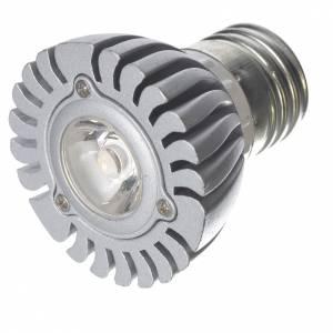 Lanternes et lumières: Spot led 10 degrés 1W lumière chaude crèche