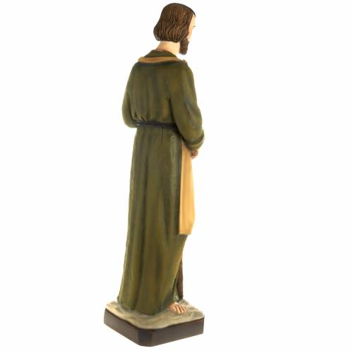 St Joseph menuisier statue fibre de verre 80 cm s7