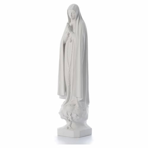 Statua Madonna Fatima con albero 100 cm s2