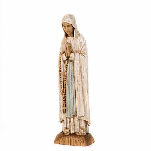 Nostra Signora di Lourdes legno Bethléem s5