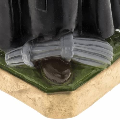 Statua Santa Rita 60 cm gesso s3