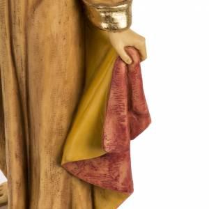 Statue Sacré coeur 50 cm résine Fontanini s3