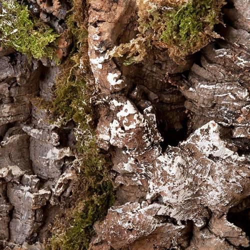 STOCK - Cueva para el belén y burgo 60 x 40 x 50 cm 3