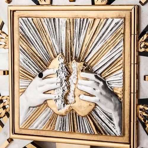 Tabernacle mural pain coupé s2