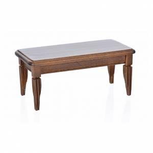 Table en miniature crèche noel cm 10x5x4,5 s3