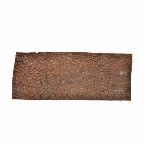 Tablette de liège écorce 25x9x0,7 s1
