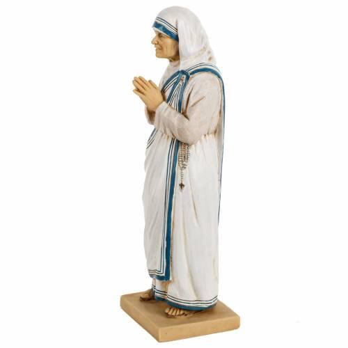 Madre Teresa del Calcuta 50 cm Resina Fontanini s4