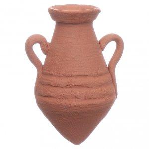 Home accessories miniatures: Terracotta amphora assorted models 3,5x3 cm
