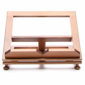 Tischpulte: Tischpult aus Buchenholz