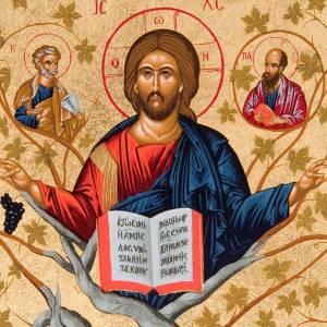 Tree of Life icon, Greece, silkscreen printing s2