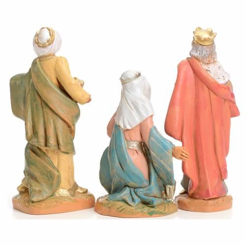 Tres Reyes Magos 9,5cm Fontanini s2