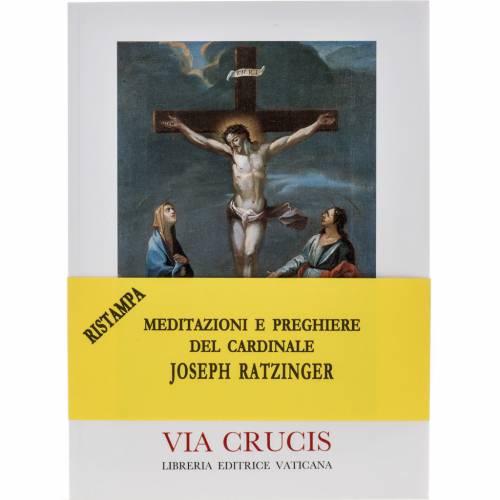 Via Crucis al Colosseo. Meditazioni del Cardinale Ratzinger 2005 s1
