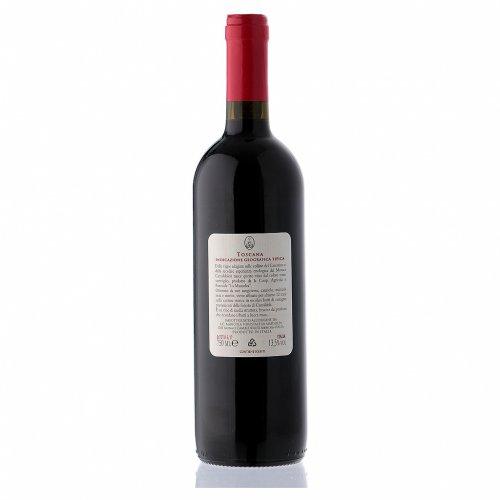 Vin de Toscane rouge Borbotto 750 ml 2015 s2
