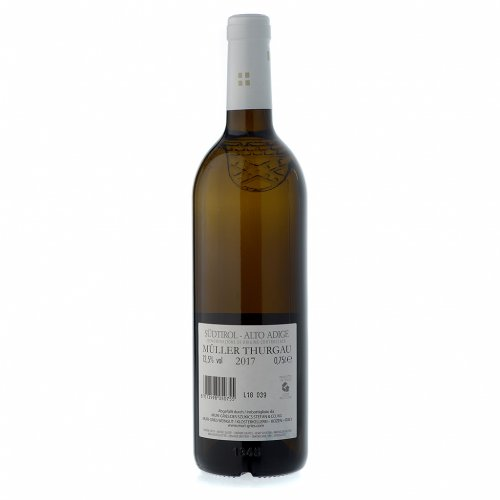 Vino Muller Thurgau DOC 2017 Abbazia Muri Gries 750 ml 2