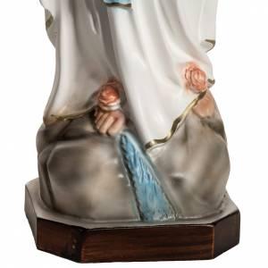 Virgen de Lourdes en resina 40cm s3
