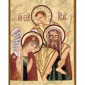 Voiles de lutrin: Voile d'ambon Sainte Famille