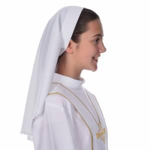 Aubes communion, profession de foi: Voile d'aube première communion