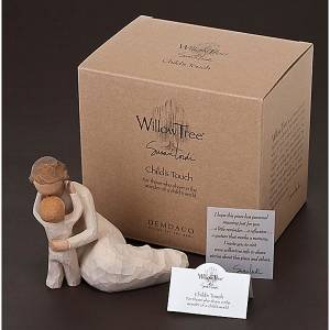 Figuren Willow Tree: Willow Tree - Child's Touch(Ueberraschung den Kindern)