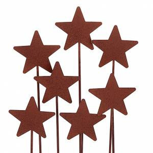 Willow Tree - Metal Star Backdrop (stelle in metallo) s2