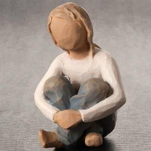 Willow Tree - Niña en meditación (Spirited Child) s3