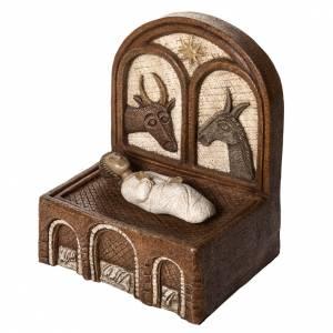 Abrevadero y Jesús piedra Bethléem Gran Pesebre Ot s3