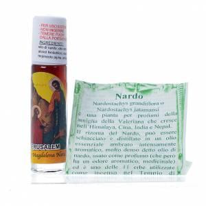 Inciensos, bálsamos y resinas: Aceite esencial de Nardo 10 ml