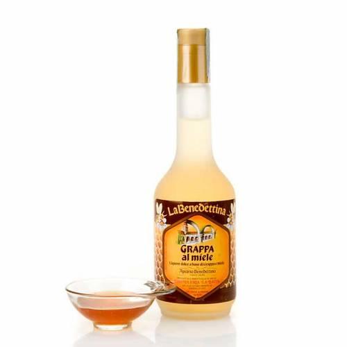 Grappa de  miel 70 cl. s1